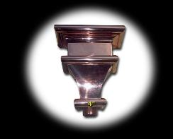 SHELBY COPPER CONDUCTOR HEAD AKA LEADER HEAD
